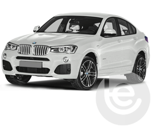 BMW X4 TOWBARS