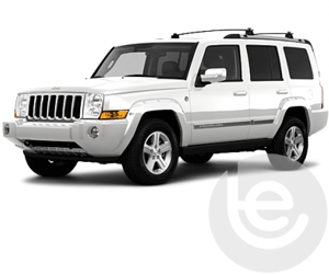 JEEP COMMANDER TOWBARS