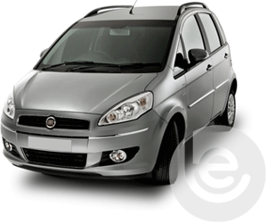 FIAT IDEA TOWBARS