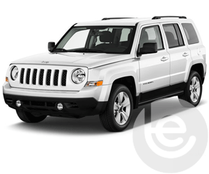 JEEP PATRIOT TOWBARS