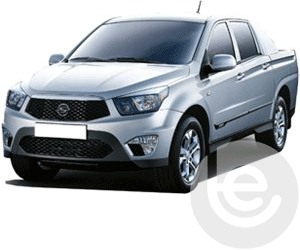 Ssangyong Sports Pickup