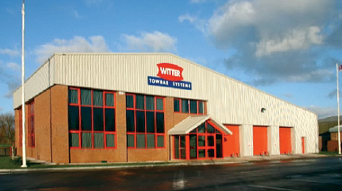 Witter Towbars Factory