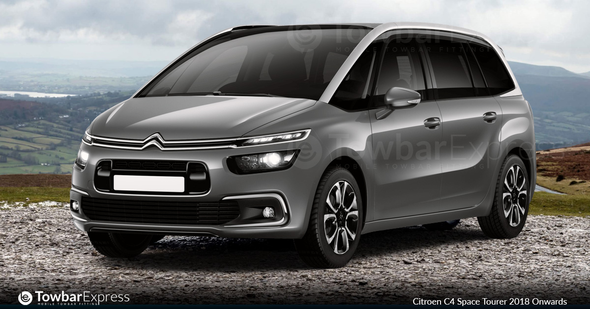 C4 Picasso Towbars