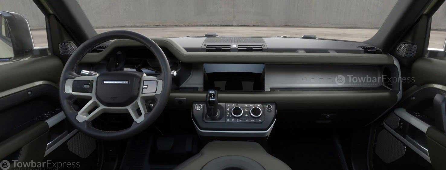 Land Rover Defender Towbars