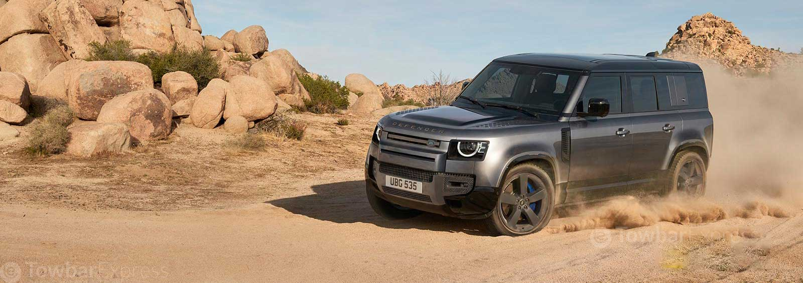 Land Rover Defender Towbar