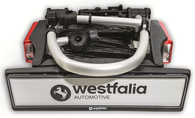 Westfalia BC70 Cycle Carrier Folded