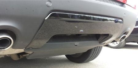 Range Rover Sport Bumper Panel