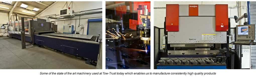 Tow-Trust Towbars Manufacturing
