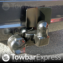 Towbar Bumper Guard
