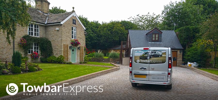 Towbar Express Van