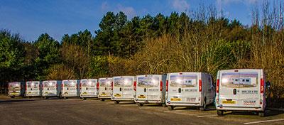 Towbar Express Vans