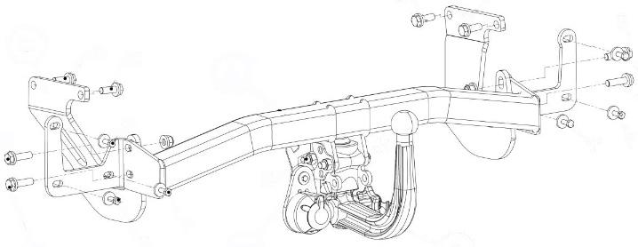 Citroen Spacetourer Towbars