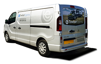 Towbar Express, Mobile Towbar Fitting
