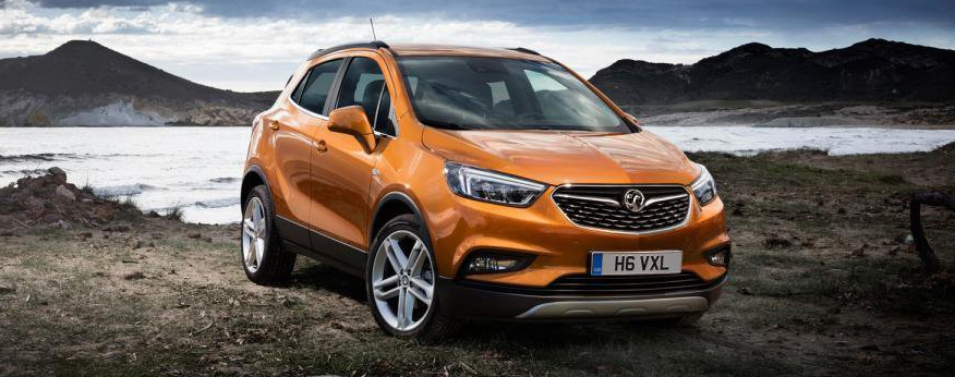 Vauxhall Mokka X Towbars