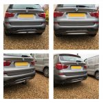 Vauxhall Astra, BMW X3, Nissan X-Trail and BMW 5 Series