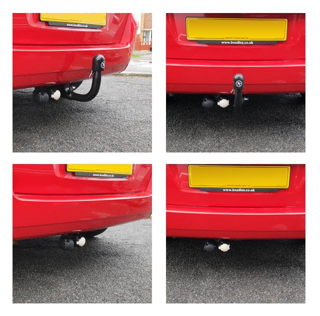 Westfalia Towbar Electrics For Vauxhall Zafira C Tourer 2012 On 7 Pin Wiring