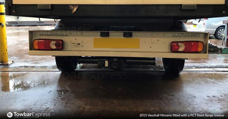 Vauxhall Movano Towbars