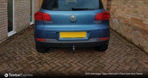 Volkswagen Tiguan Towbars
