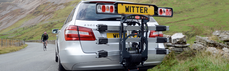 Towbar Express Cycle Carriers
