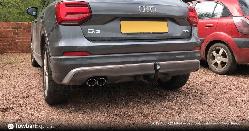Audi Q2 Towbars and Electrics