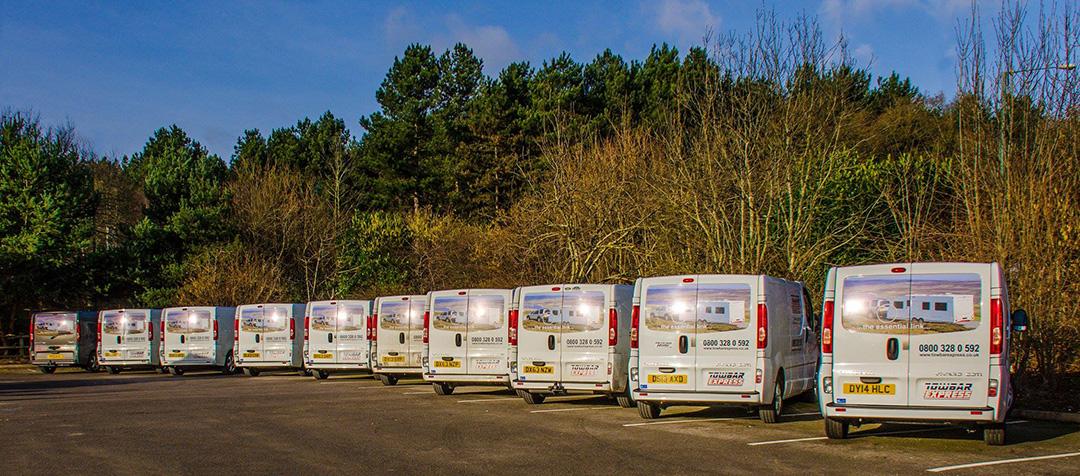 Towbar Express Vans 2014