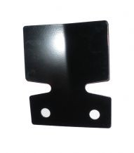 Small Black Bumper Plate